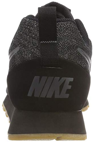 Eng Dark Black 2 Grey Sneakers NIKE Black Runner Schwarz Mesh Herren 010 Md qTnOpS