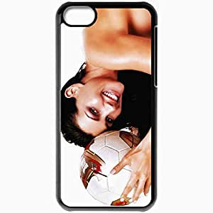 Personalized iPhone 5C Cell phone Case/Cover Skin 2761 Black
