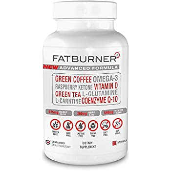 Amazon.com: Fat Burner Plus - Advanced Weight-loss System