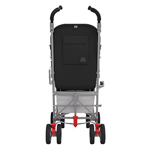 Maclaren Techno XT Stroller, Black/Silver by Maclaren (Image #1)