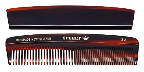 Hand-made tortoise comb by Speert
