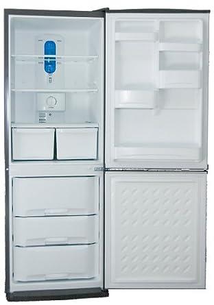 daewoo erf337msg frost free fridge freezer. Black Bedroom Furniture Sets. Home Design Ideas