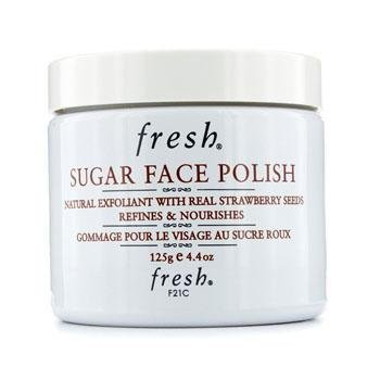 [Fresh Sugar Face Polish 4.4 oz] (Polish Sugar)
