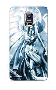Premium Tpu World Of Warcraft Blizzard Entertainment Artwork Warcraft Cover Skin For Galaxy S5
