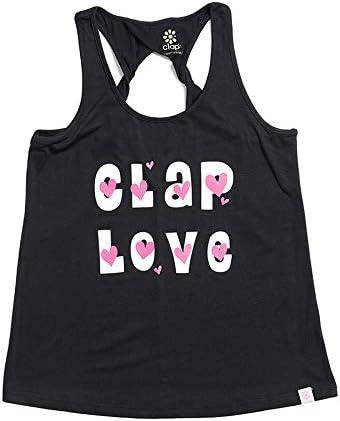 CLAP(クラップ) CLAP-LOVE W NGI TANK (タンクトップシャツ)