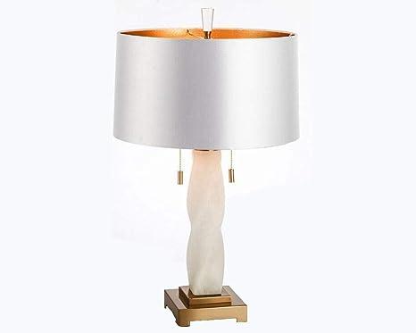 Jiang-ZD Lámpara de Mesa Diseño de iluminación Suave ...