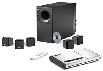 41Ybu%2Bzh4FL._SX355_ amazon com bose lifestyle system 8 white w black wiring [white not