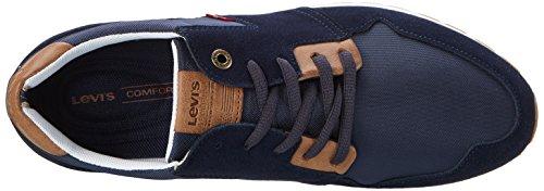 Runner 17 Zapatillas Navy Blue Azul Levi'S para II Hombre NY 5zfwqf