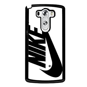 The Logo of Nike Classical Simple Nike Phone Case for LG G3 Slim Protective Cover Case Just Do It Series