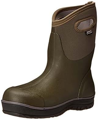 Amazon.com | Bogs Men's Ultra Mid Insulated Waterproof