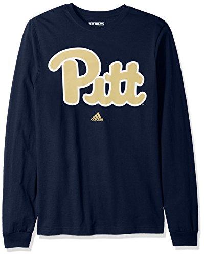 NCAA Pittsburgh Panthers Adult men School Logo L/S - Clothing Pittsburgh Men's