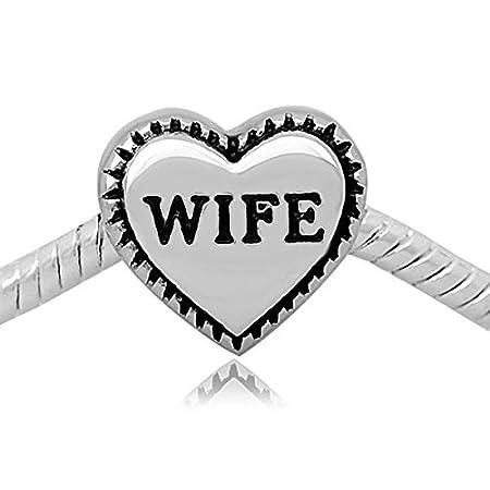 charm pandora moglie