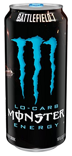 monster 24 energy low carb - 7