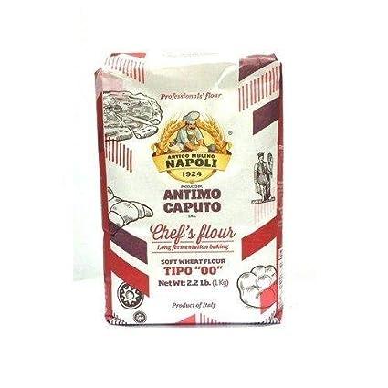 """Antimo Caputo """"00"""" Chefs Flour (Red)"""