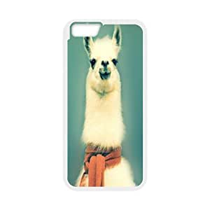 "Personalized New Print Case for Iphone6 4.7"", Alpaca Phone Case - HL-514932"