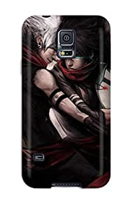 For Galaxy S5 Tpu Phone Case Cover(warrior)