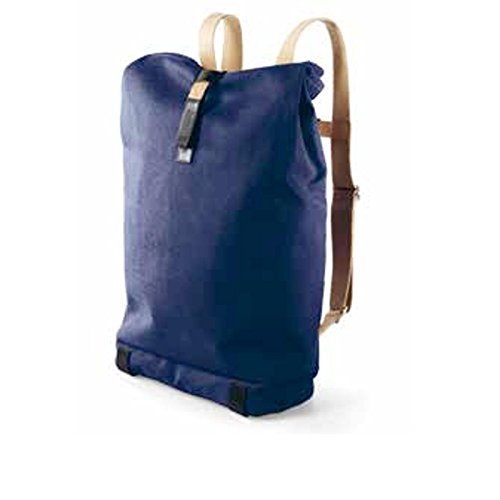 Brooks Pickwick Canvas Backpack Rucksack, Pickwick, Farbe blau