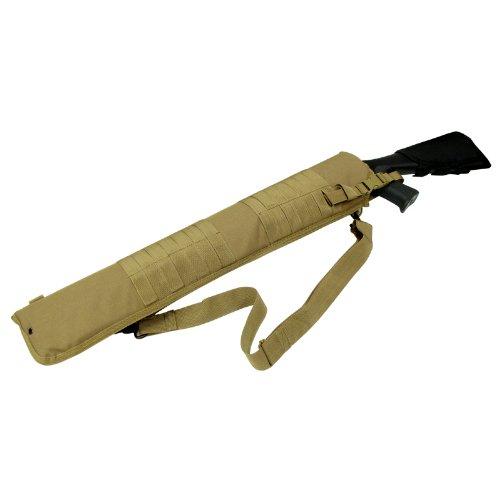 Condor Shotgun Scabbard (Tan, 29-Inch) - Rifle Plate Carrier
