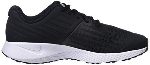 001 Nike white Running gs Da Nero Star Scarpe volt black Bambino Runner rCwzxqPXr