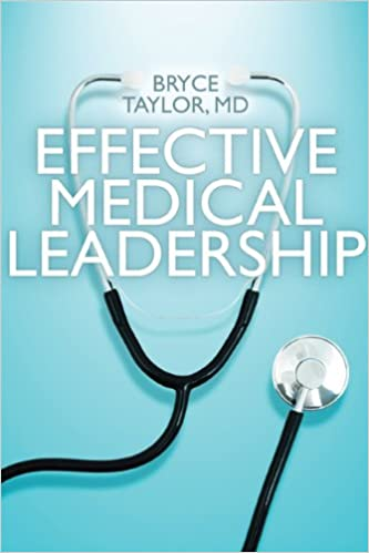 Book Effective Medical Leadership