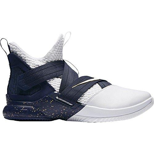 引き出し解き明かすトランスペアレント(ナイキ) Nike メンズ バスケットボール シューズ?靴 Zoom LeBron Soldier XII Basketball Shoes [並行輸入品]