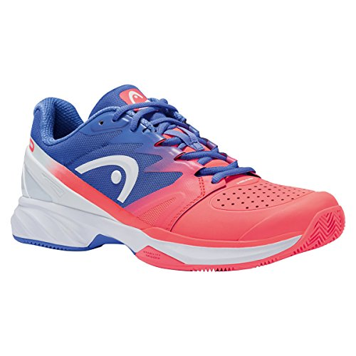 Shoes 7 Coral multicolour UK Size HEAD Marine multicolour Tennis Women's Znqw68EB