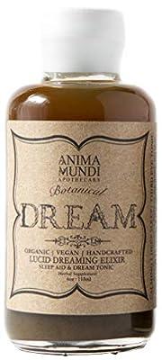 Anima Mundi Apothecary, Elixir Dreaming Lucid Ensueno, 4 Ounce