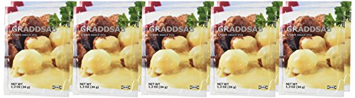 graddsas cream sauce mix instructions