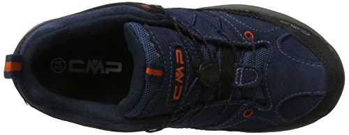 CMP Turquoise Unisex Hiking Adults' Low Blue Shoes Campagnolo Artico chili High 84bd Rigel Rise Wp fCf5rnq8P