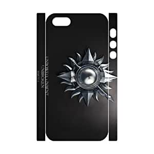 JCCFAN Game of Thrones 3 Phone 3D Case For iPhone 5,5S [Pattern-2]