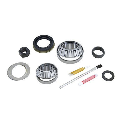 (Yukon Gear & Axle (PK D44-JK-STD) Pinion Installation Kit for Jeep JK Non-Rubicon Dana 44 Rear Differential)
