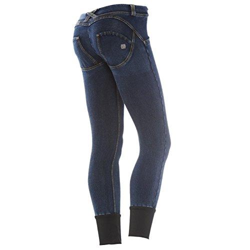 FREDDY - Pantalón deportivo - para mujer Azul
