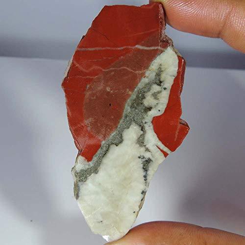 (GEMSCREATIONS Snake Skin,Jasper, 185.30Cts. Slab,Rock,Fossil,Slab,GEM, lapiadary, Rock)