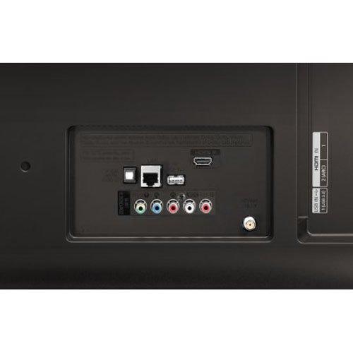 LG Electronics 43UJ6300 43-Inch 4K Ultra HD Smart LED TV ...