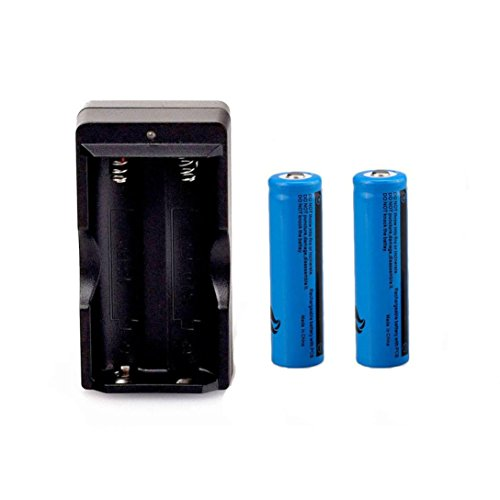 Clearance 2xRechargeable battery Charger Canserin product image