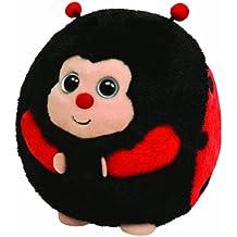 Ty Beanie Ballz Dots - Lady Bug