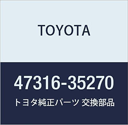 Genuine Toyota Brake Tube 47316-35270
