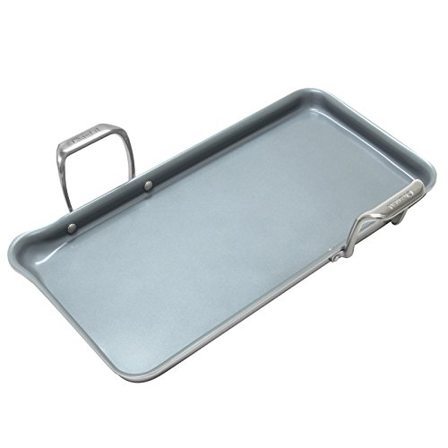 Chantal SLT60-48C Spacious Stainless Steel Griddle 19