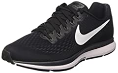 The iconic Men's Nike Air Zoom Pegasus 34 Running Shoe continues with an engineered upper, Zoom Air units and Cushlon foam to deliver responsive cushioning. Dynamic Flywire cables help secure a one-to-one fit so you can go the extra mile in c...