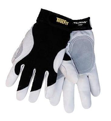 Tillman 1470K TrueFit Top Grain Goatskin Kevlar Palm Perform. Gloves, 2X-Large
