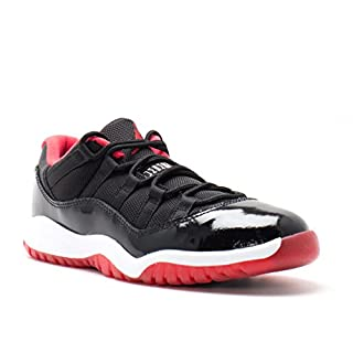 "Jordan 11 Retro Low BP ""Bred"" - 505835 012"