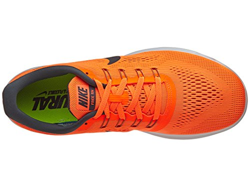 Nike 831508-800, Scarpe da Trail Running Uomo Blu (Total Orange/University Rot/Weiß/Anthrazit)