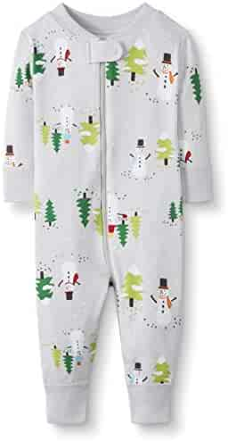 Moon and Back by Hanna Andersson Family Matching Holiday PJ Set-100% Organic Ctn