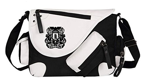 Katekyo Hitman Reborn Cosplay Costumes (YOYOSHome Katekyo Hitman Reborn Anime Cosplay Backpack Messenger Bag Shoulder Bag)