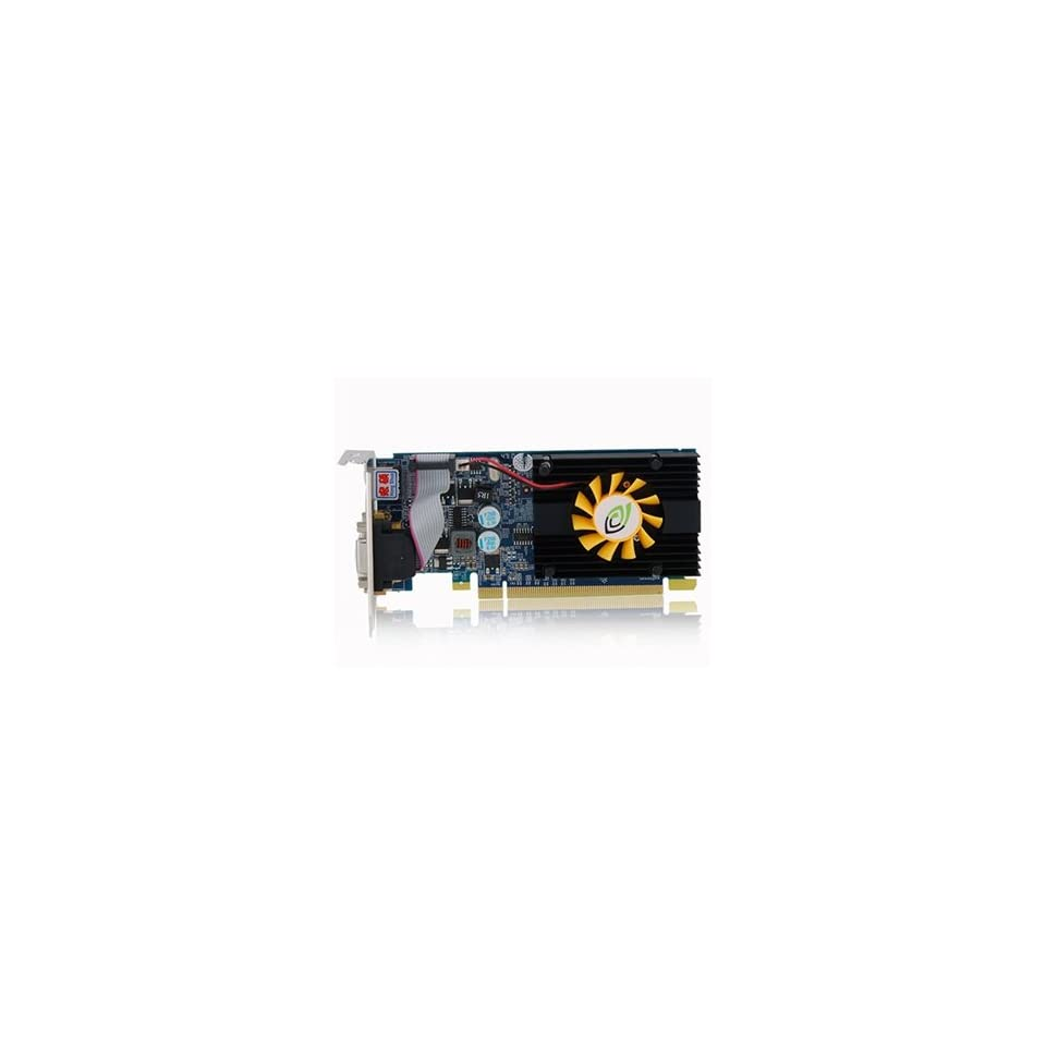 Nvidia GeForce G210 1024MB/1GB 64 bit DDR3 PCI E DVI VGA HDMI Graphics Video Card (Blue)