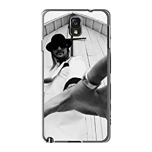 KennethKaczmarek Samsung Galaxy Note3 Scratch Resistant Hard Phone Case Custom Realistic Kid Rock Band Pattern [dzJ931UHeE]