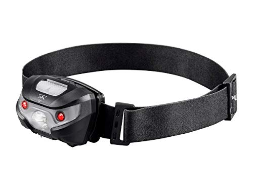 (Monoprice Select Series Headlamp - Black | Versatile Uses, Weather Resistant - Pure Outdoor Collection)