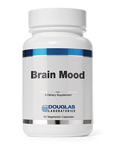 Douglas Laboratories - Brain Mood - Supports Mood and Feeling of Well Being* - 60 Capsules