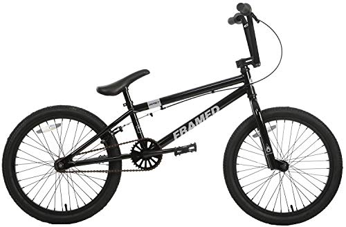 Framed Impact 20 BMX Bike Black Sz 20in