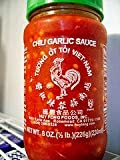 Chili Garlic Sauce Huy Fong 16 Oz
